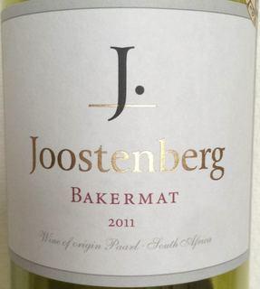 J. Joostenberg Bakermat