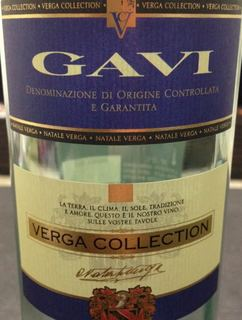 Natale Verga Collection Gavi