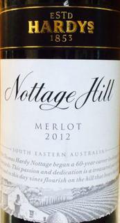 Hardys Nottage Hill Merlot