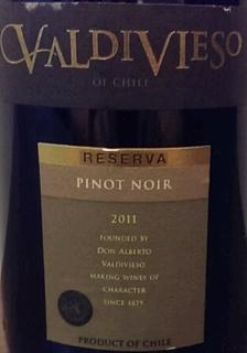 Valdivieso Pinot Noir Reserva