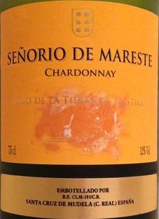 Señorio de Mareste Chardonnay