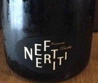 Franciacorta Nefertiti Dizeta Extra Brut(フランチャコルタ ネフェルティティ ディゼータ エクストラ・ブリュット)