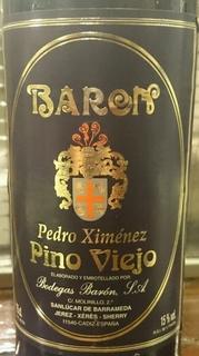 Barón Pedro Ximenez Pino Viejo