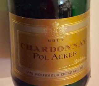 Pol Acker Chardonnay Brut(ポル・アッケル シャルドネ ブリュット)