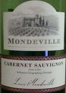 Mondeville Cabernet Sauvignon