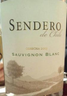 Sendero Sauvignon Blanc
