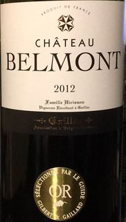 Ch. Belmont Gaillac Rouge