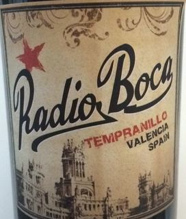 Radio Boka (Radio Boca) Tempranillo
