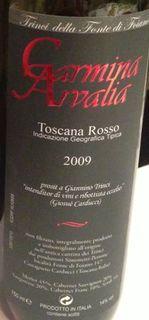 Carmina Arvalia Toscana Rosso(カルミナ・アルヴァリア トスカーナ・ロッソ)