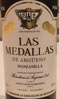 Las Medallas Manzanilla