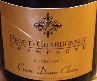 Penet Chardonnet Grand Cru Cuvée Diane Claire
