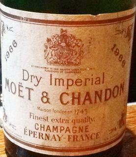 Moët et Chandon Dry Impérial Millésime