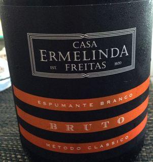 Casa Ermelinda Freitas Espumante Bruto