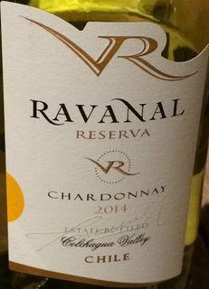 Ravanal Reserva Chardonnay