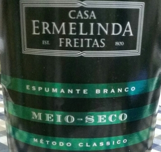 Casa Ermelinda Freitas Espumante Meio Seco