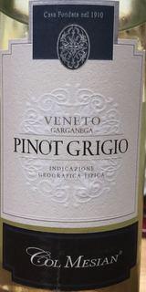 Col Mesian Pinot Grigio