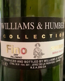 Williams & Humbert Collection Fino Sherry