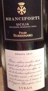 Firriato Branciforti Syrah