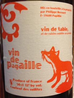 Philippe Bornard Vin de Pagaille