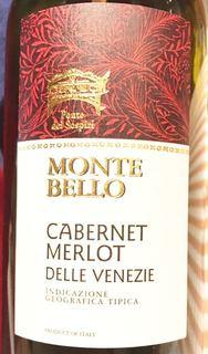 MonteBello Cabernet Merlot delle Venezie