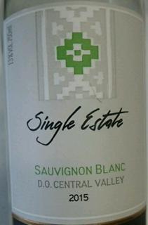Casas del Toqui Single Estate Sauvignon Blanc