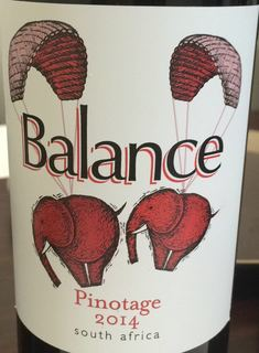 Balance Pinotage(バランス ピノタージュ)