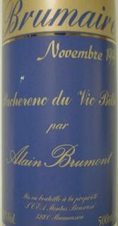 Ch. Bouscasse Brumaire