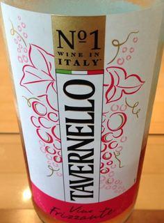 Tavernello Vino Frizzante Rosato