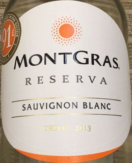 MontGras Reserva Sauvignon Blanc