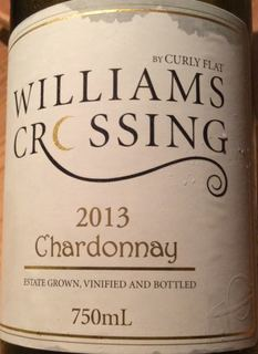Williams Crossing by Curly Flat Chardonnay