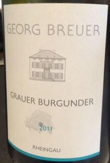 Georg Breuer Grauer Burgunder