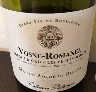 Maison Roche de Bellene Vosne Romanée 1er Cru Les Beaux Monts Collection Bellenum