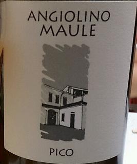 Angiolino Maule Pico Monte di Mezzo(アンジョリーノ・マウレ ピコ モンテ・ディ・メッツォ)
