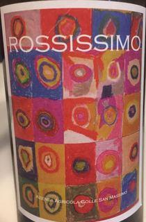 Colle San Massimo Rossissimo