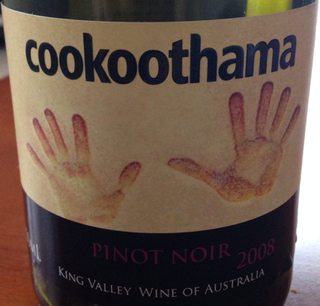 Cookoothama King Valley Pinot Noir