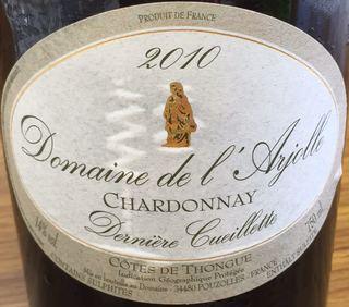 Dom. de l'Arjolle Derniere Cueillette Chardonnay