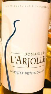 Dom. de l'Arjolle Muscat Petits Grains(ドメーヌ・ド・ラルジョル ミュスカ・プチ・グレン)