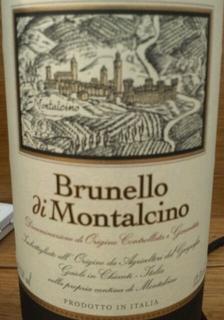 Geografico Brunello di Montalcino