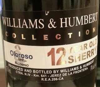 Williams & Humbert Collection Oloroso Sherry