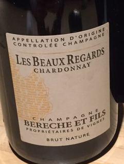 Bérèche & Fils Les Beaux Regards Chardonnay Brut Nature