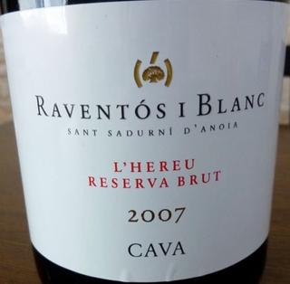 Raventós i Blanc L'hereu Reserva Brut