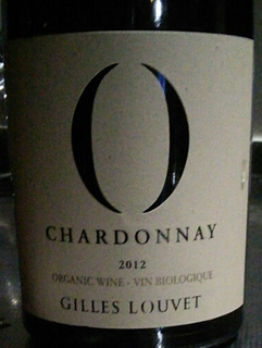 O by Gilles Louvet Chardonnay