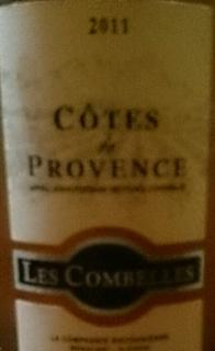 Les Combelles Côtes de Provence Rosé