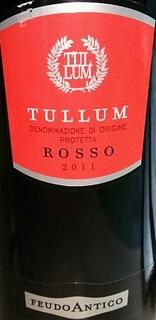 Feudo Antico Tullum Rosso