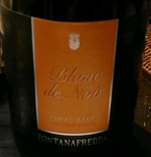Fontanafredda Pinot Blanc de Noir