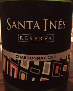 Santa Inés Reserva Chardonnay