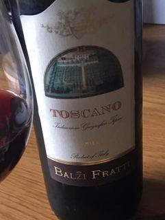 Balzi Fratti Toscana Rosso