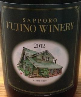 Sapporo Fujino Winery Cépageシリーズ バッカス ナチュラル・スパークリング