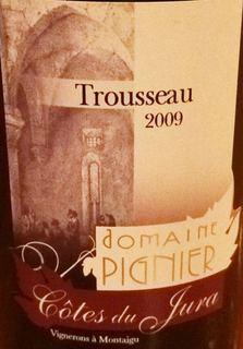 Dom. Pignier Trousseau
