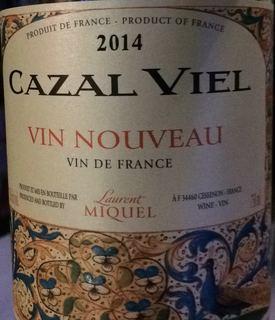 Dom. Cazal Viel Vin Nouveau Blanc